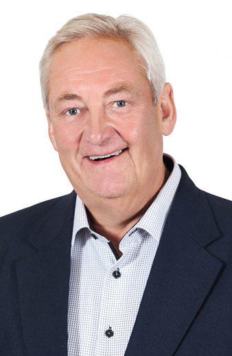Leif Svensson, företagsmäklare