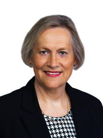 Ann-Christin Arnhamn, företagsmäklare