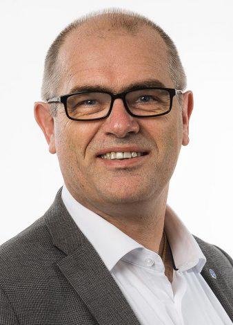 Michael Johansson, företagsmäklare