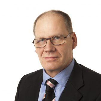 Jan Lindahl, företagsmäklare