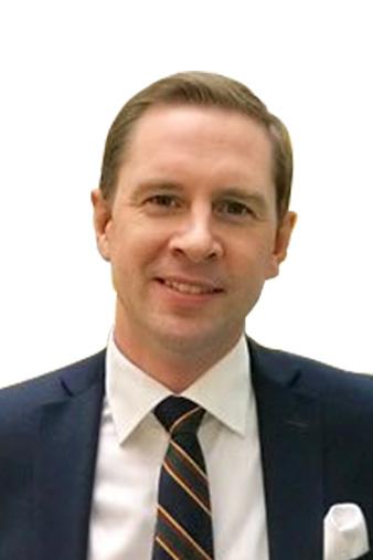 Morgan Björklund, företagsmäklare