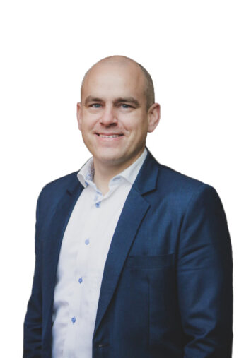 Thomas Eriksson, företagsmäklare