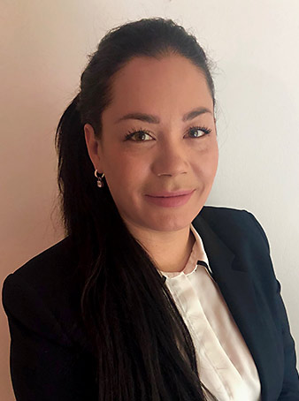 Jeannette Bergström, företagsmäklare
