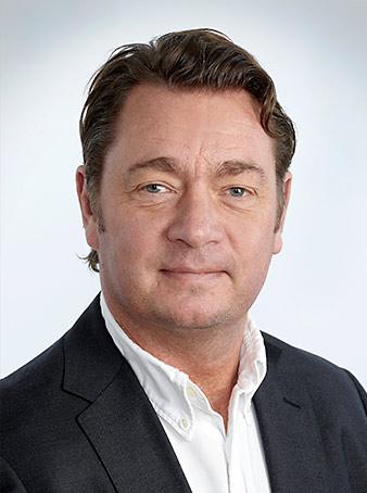 Stefan Farehed, företagsmäklare