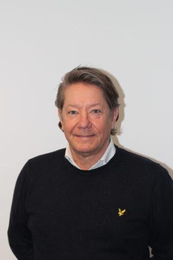 Göran Larsson, företagsmäklare